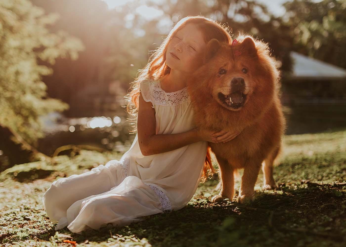 Bir Evcil Hayvan İle Birlikte Büyümenin Çocuğunuza Faydaları