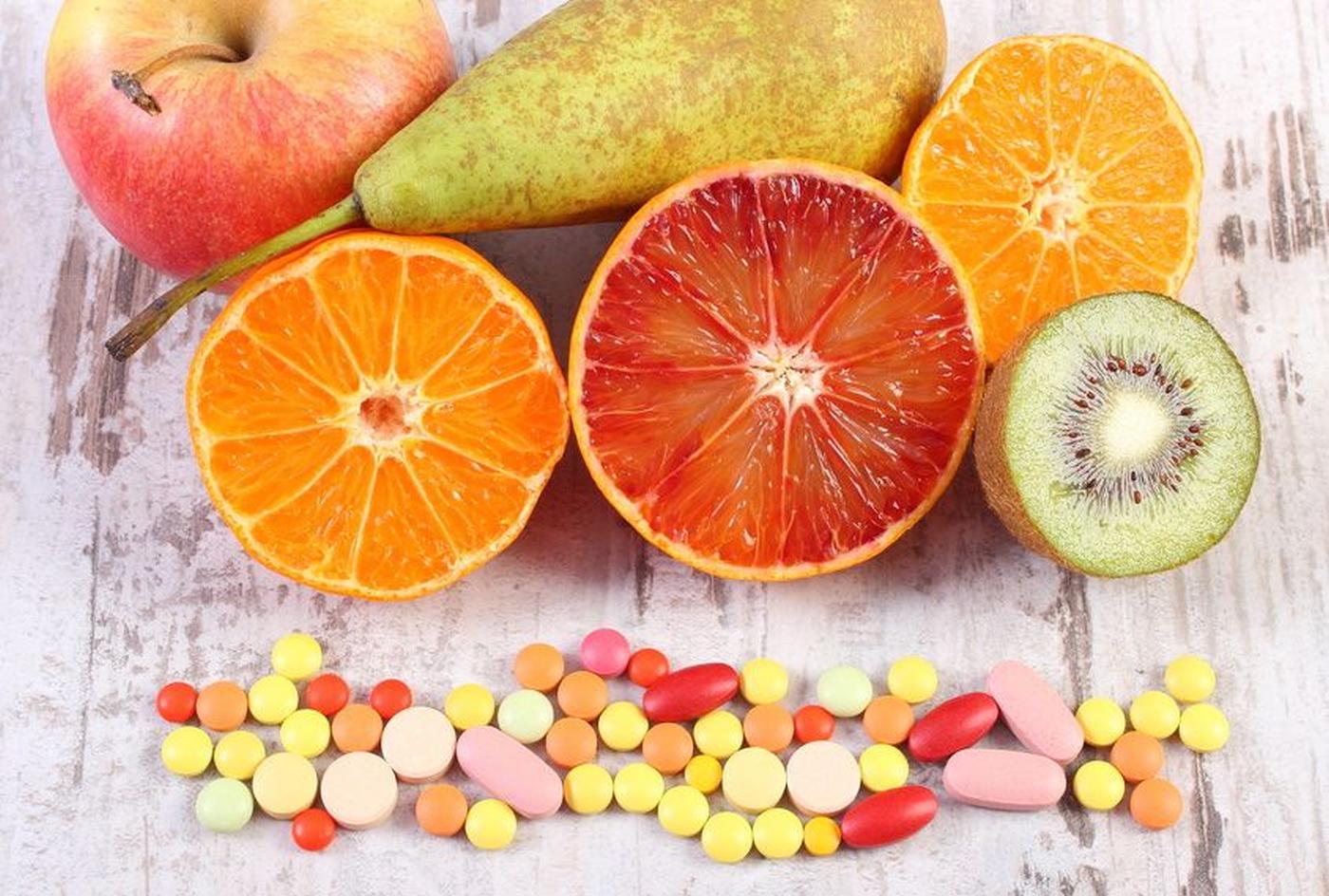 meyveler ve ilaçlar